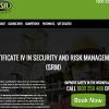 cert 4 security risk training